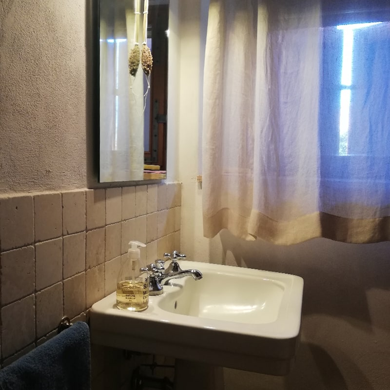 Camera Antica bagno