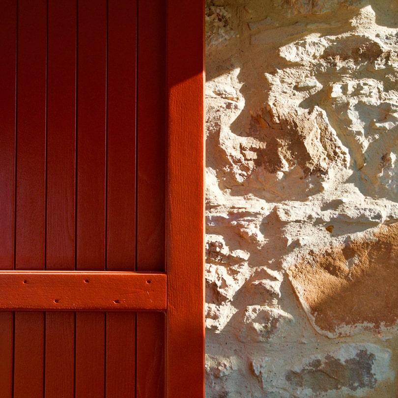 Camera piccolina dettaglio esterno
