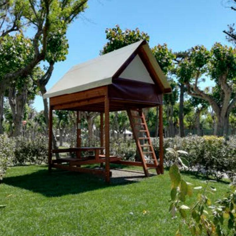 Tenda Biker esterno