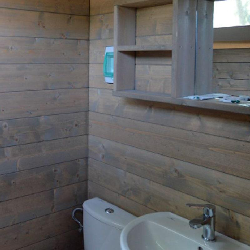 Lodges Oliva e Grano bagno