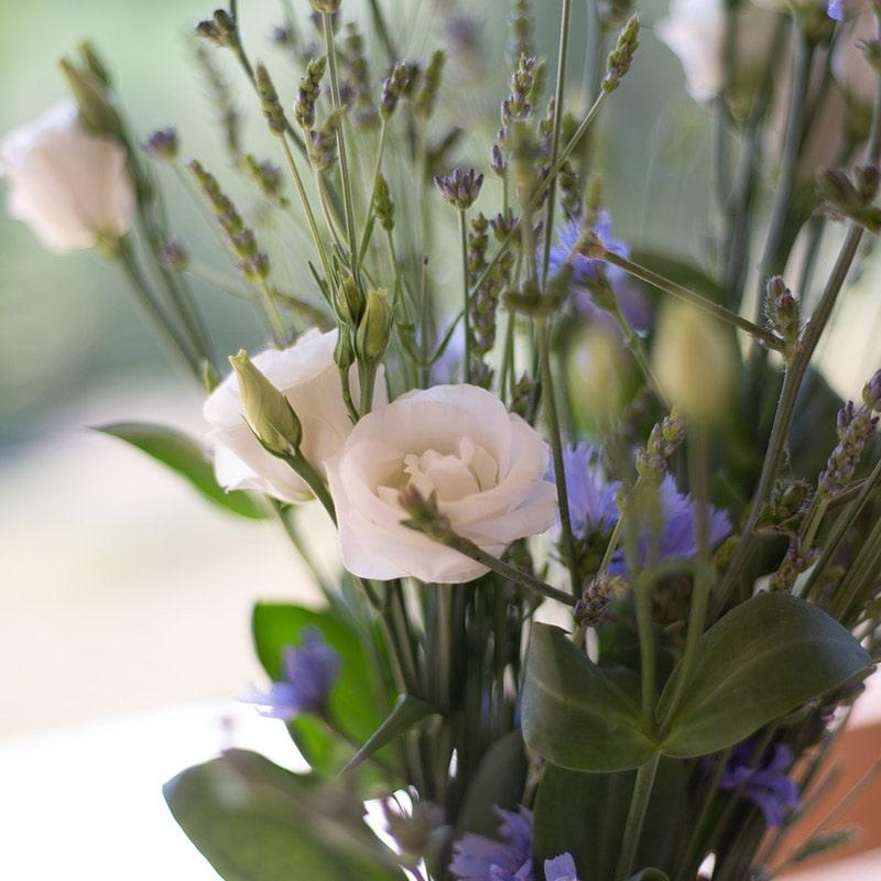 Tenda Cielo dettaglio fiori